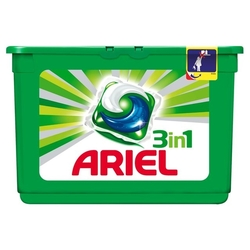Ariel Power Capsules 11 ks Mountain Spring 3X More Cleaning