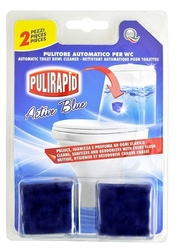 Madel Pulirapid WC Cubo Active Blue 2x50g
