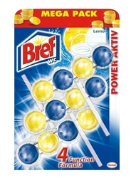 Bref power activ 3x50g Lemon