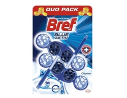 Bref WC Blue Aktive 2x50g Chlorine