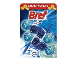 Bref WC Blue Aktive 2x50g Eucalypt