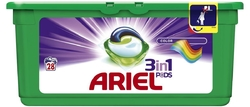 Ariel Power Capsules 28 ks Color 3X More Cleaning