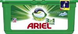 Ariel Power Capsules 28 ks Mountain Spring 3X More Cleaning