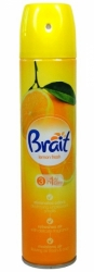 Brait 240ml Magic Mist air osvěžovač vzduchu Lemon fresh