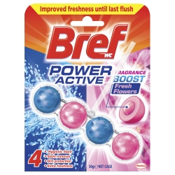 Bref power activ 50g Fresh Flowers