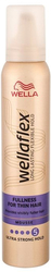 Wellaflex pěnové tužidlo 200ml Fullness For Thin Hair