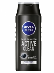 Nivea šampon MEN 250ml Active Clean