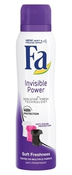 Fa antiperspirant 150ml 48h Invisible Power