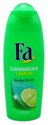 Fa sprchový gel 300ml Caribbeean Lemon