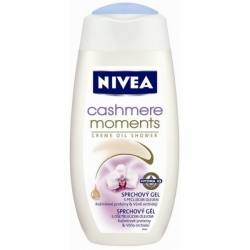 Nivea sprchový gel 250ml Cashmere Moments