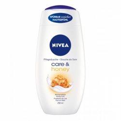 Nivea sprchový gel 250ml Care Honey