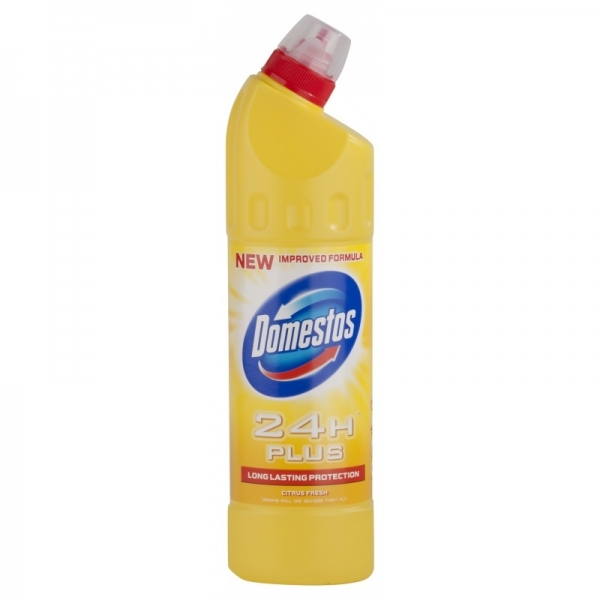Domestos 24h Citron Fresh 750 ml